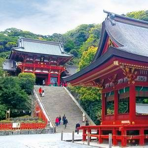 鎌倉‧江之島一日遊