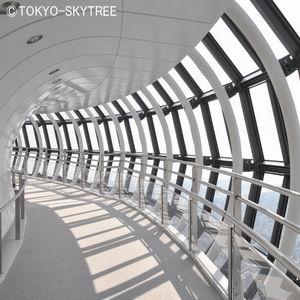 東京晴空塔展望與淺草一日