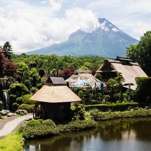 富士吉田‧忍野八海‧山中湖
